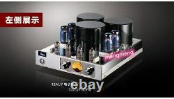 NEW YAQIN MC-13S SVBK 6CA7 Vacuum Tube Hi-end Tube Integrated Amplifier