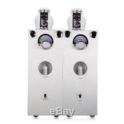 Nobsound 300B Monoblock Vacuum Tube Integrated Amplifiers Class A HiFi Power Amp