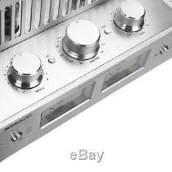 Nobsound DX-925 Vacuum Tube Amplifier Bluetooth Stereo HiFi Integrated Power Amp