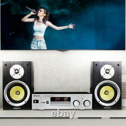 Nobsound HiFi Bluetooth Vacuum Tube Amplifier Class AB Stereo Subwoofer Amp 160W