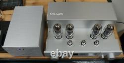 Octave Audio V80SE tube integrated with Super Black Box. Stereophile recom. $14K