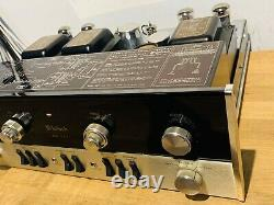 One Owner McIntosh MA230 Tube Integrated Amplifier In Near Mint Working Perfect