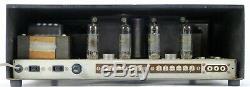 PACO SA-40 Stereo Tube Amplifier 7189 / 6BQ5 tubes
