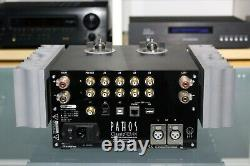 PATHOS Classic Remix Tube Hybrid Integrated Amplifier