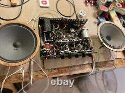 PHILIPS Ag9016 Tube 2 watt integrated amplifier