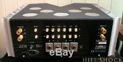 Pathos Logos Hybrid Integrated Amplifier 110w 8 Ohm tubes integrato