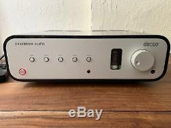 Peachtree Audio Decco2 Hybrid Vacuum Tube/Solid State Integrated Amplifier