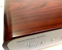 Peachtree Audio decco65 Amplifier DAC with Tube Rosewood
