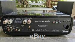 Peachtree Audio iDecco Hybrid Solid State/Vacuum Tube Integrated Amplifier