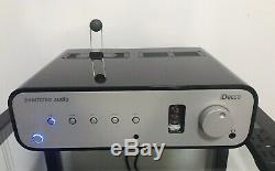 Peachtree Audio iDecco Hybrid Vacuum Tube/Solid State Integrated Amplifier DAC