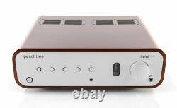Peachtree Nova 125SE Stereo Tube Hybrid Integrated Amplifier 125-SE Remote