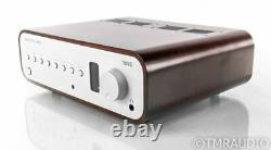 Peachtree Nova Tube Hybrid Stereo Integrated Amplifier Rosewood D/A Converter