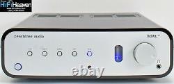 Peachtree audio nova125 250watt Stereo/hybrid-tube Integrated Amp/DAC $1500 List