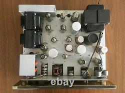 Pilot 245-A stereo tube integrated amplifier EL84 - Gorgeous