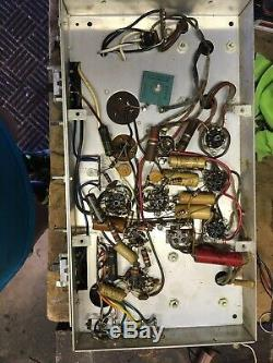 Pilot PT-1030D Tube Integrated Amplifier Mono