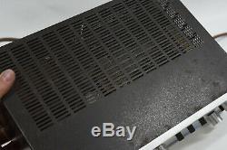 Pioneer SA-400 Tube/Valve Stereo Integrated Amplifier Vintage Japan 1967 RARE
