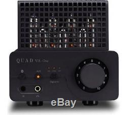 Quad VA-One Vacuum tube stereo integrated amplifier with built-in DAC and Blueto