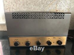 RARE EICO HF-20 6L6 Tube Integrated Amplifier Model 20 Serial # 36232