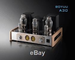 REISONG Boyuu A30 2A3 Tube Singel-end Class A Integrated Amplifier Hi-fi Amp