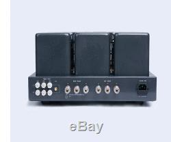 RFTLYS A5 KT884 vacuum tube intergrated amplifier 2 Mode to listen with remote