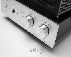 RFTLYS EA1A Class A Single-Ended EL34 Tube Headphone Amplifier & Integrated amp