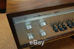 Rare Luxman SQ38FD Tube Integrated Amplifier 50CA10 working Vintage G condition