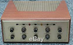 Rare Vintage H. H. Scott 272 Tube Integrated Amplifier Fully Serviced&Upgraded