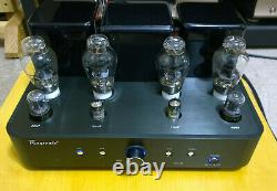 Raysonic SP10 2A3 Class A Push Pull Integrated Tube Amplifier Factory Box Remote