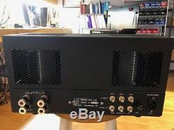 Rogers High Fidelity EHF-100 MK2 Tube Integrated Amplifier LIFETIME WARRANTY