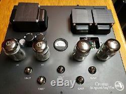 Rogue Audio Cronus Magnum 2 tube integrated amplifier