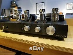 Rogue Audio Cronus Magnum III Tube Integrated Amp with Accessories MINT Free Ship