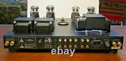 Rogue Audio Cronus Magnum Vacuum Tube Integrated Amplifier withcover KT120