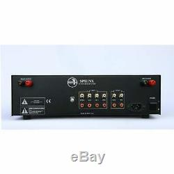 Rogue Audio Sphinx Black V3 Tube Hybid Integrated Amplifier Authorized Dealer