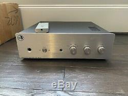 Rogue Audio Sphinx V1 Tube Hybrid Amplifier with Aluminum Remote Control