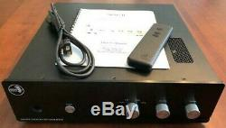 Rogue Audio Sphinx V2 Tube Integrated Amplifier w Remote, Original Box, Ex Tubes