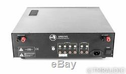 Rogue Audio Sphinx V. 2 Stereo Tube Hybrid Integrated Amplifier MM/MC Phono