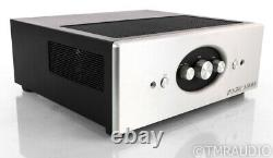 Rogue Audio Tempest II Magnum Stereo Tube Integrated Amplifier Silver Remote