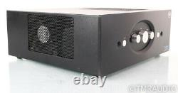 Rogue Magnum Tempest Stereo Tube Integrated Amplifier Black Remote