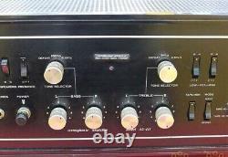 SANSUI Tube Integrated Amplifier AU-111 USED 2347