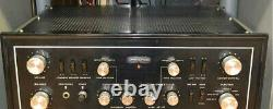 SANSUI Tube Integrated Amplifier AU-111 USED AC100V Working Properly #2347