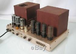 SCOTT 265A Monobloc Laboratory Class A Power Vacuum Tube Amplifier McIntosh Era