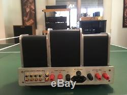 SG JoLida 202a Tube Integrated Amp Upgraded with Subwoofer Output, NOS RCA EL34