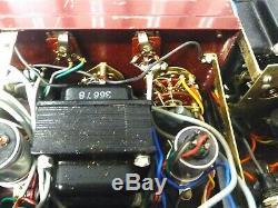 SUPER RARE PAIR VINTAGE SANSUI MONO TUBE integrated AMPLIFIERS MODEL Q-16