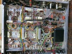 Scott Lk-48 Stereo Tube Integrated Amplifier Orig Box Never Used