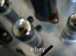 Scott Stereomaster 222D Tube Integrated Amplifier NOSVALVES Complete Restoration