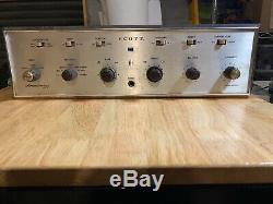 Scott Stereomaster 222-D Tube Stereo Integrated Amplifier