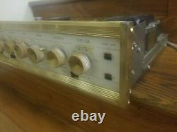 Sherwood S-5000 Integrated Tube Power Amplifier Amp