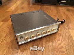 Sherwood S-5500 II Tube Integrated Amplifier