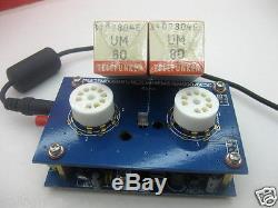 Stereo Telefunken UM80 UM81 magic eye indicator tube vu meter pcb assembled