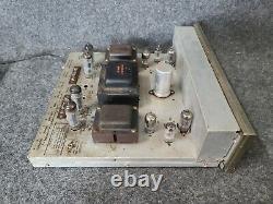 Stromberg- Carlson ASR-433 Stereo 24 Tube Integrated Amp worldwide shipping